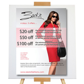 Zacks Fashions Newsletter